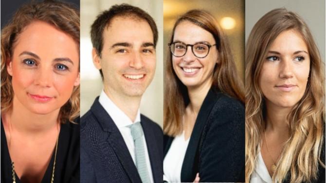 Le cabinet d'avocats indépendant BG2V accueille Marie Content en qualité d'associée et trois autres collaborateurs en provenance de PDGB Avocats : Nicolas Le Rossignol, Émeline Dudin et Mélanie Rouillon.