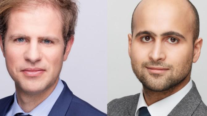 Thibault Willaume et Wyssam Mansour sont nommés counsel au sein des départements fusions-acquisitions et droit des sociétés de LPA-CGR.