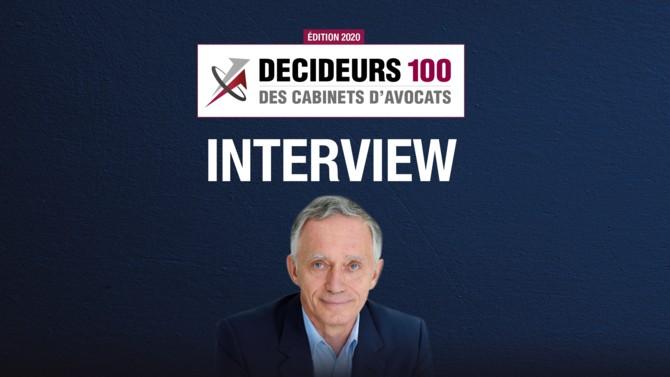 Bredin Prat prend la troisième place du Décideurs 100 des cabinets d'avocats d'affaires, affichant un haut niveau de productivité. Quelle est la stratégie du cabinet haut de couture française ? Eléments de réponse avec son senior partner Didier Martin.