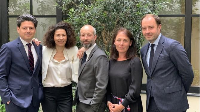 Les trois associés fondateurs du cabinet Vivant Chiss s'allient à deux autres avocats pour créer Karman Associés, un cabinet liant droit social et au corporate.