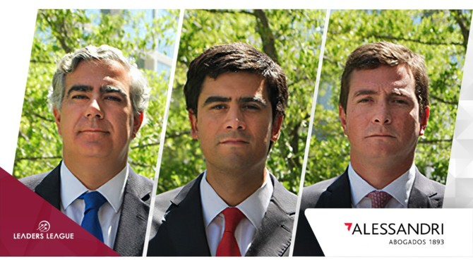 Alessandri Abogados has added former Gorziglia Morales Cox Abogados partners Franco Gorziglia, Francisco Javier Morales and José Joaquín Cox as partners, strengthening its tax offering.