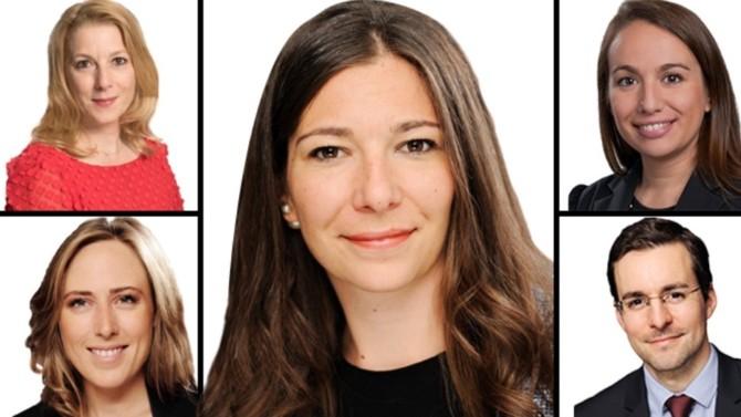 Le bureau parisien de la firme internationale coopte une associée, nomme deux partners et deux counsels dans différents départements.