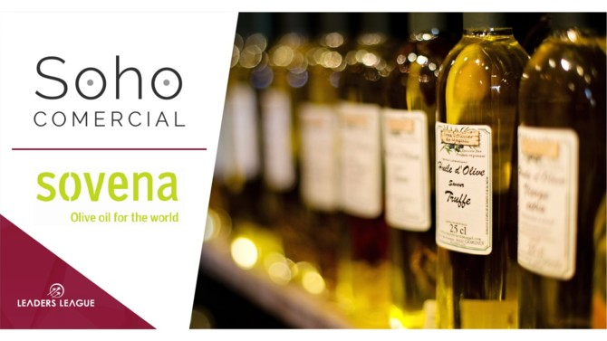 Portuguese olive oil manufacturer Grupo Sovena has entered the Chilean market with the purchase of a 24.6% stake in local company Soho.