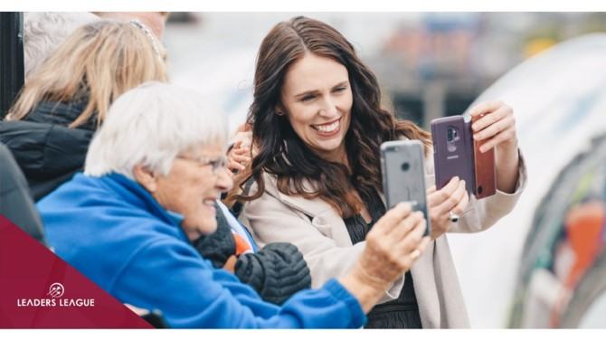 The young New Zealand prime minister has taken the international political and media stages by storm, thanks to an approach to leadership based on homespun charm and authenticity.