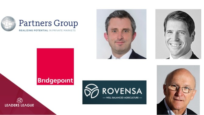 Investment manager Partners Group has acquired a majority stake in Rovensa – a producer of crop nutrition, protection and biocontrol products – from private equity fund Bridgepoint for €1 billion.