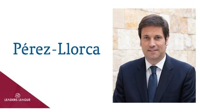 Pérez-Llorca's Barcelona office has recruited EY litigation and arbitration partner Jordi Gras.