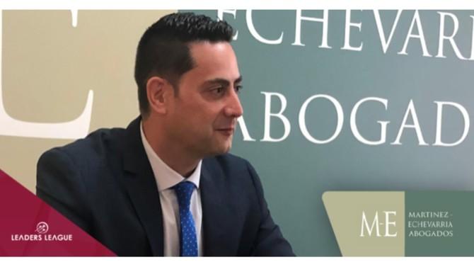Martínez-Echevarría Abogados' Madrid office has hired employment specialist Gonzalo Blanco from Abdón Pedrajas Abogados.