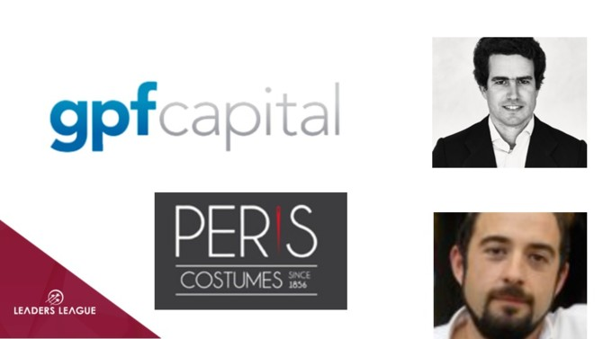 GPF Capital has acquired a 50 per cent stake in Madrid-based Peris Costumes.