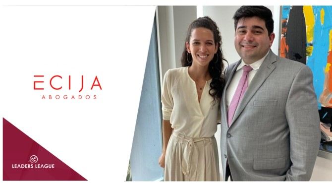 ECIJA SBGB, the law firm created in 2019 from the fusion of Madrid-based global firm ECIJA and Puerto Rican firm Sanabria Bauermeister García & Berio (SBGB), has announced the promotion of two of its lawyers to partner.
