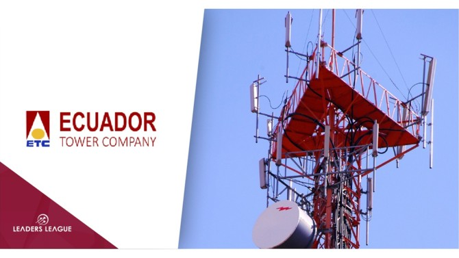 Ecuador Tower Company (ETC), a cellphone tower owner and operator, has secured a $10 million loan facility from CIFI LATAM.