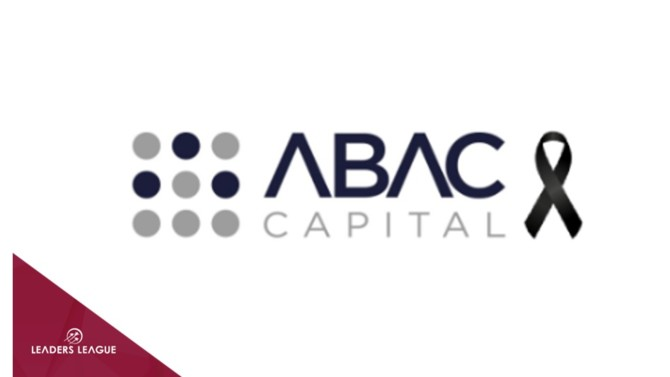 Javier Rigau, the co-founder of Spanish private equity firm Abac Capital, has died at the age of 41 from injuries sustained in a traffic accident near Ger (Baja Cerdaña).