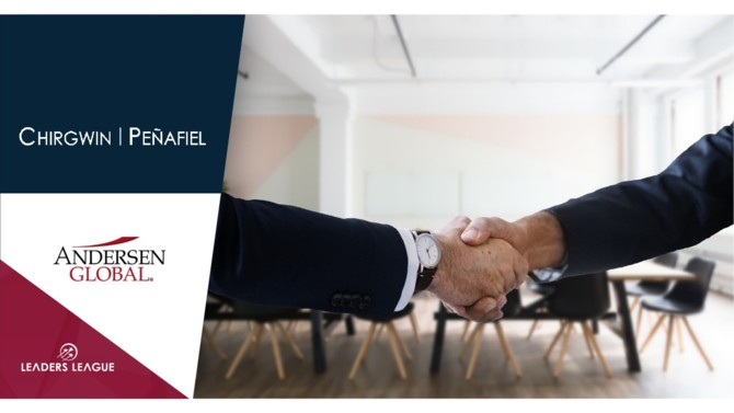 Andersen Global has entered the Chilean market via a collaboration agreement with two Santiago-based firms, law firm Chirgwin Peñafiel and tax firm SPASA Consulting.