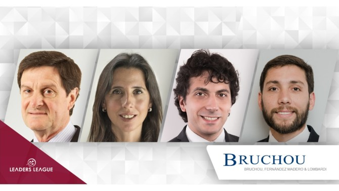 Argentina's Bruchou, Fernández Madero & Lombardi has welcomed Paula Fernández Pfizenmaier and Dámaso A. Pardo as partners to the IP, data privacy, new technologies and legal advertising department. The firm also promoted Nicolás Nogueira Castellini to partner of the tax department and Juan Antonio Zocca to expert counsel of the administrative law department