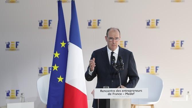 À l'université d'été du Medef, baptisée désormais #La Ref soit Renaissance des Entreprises de France, le Premier ministre a annoncé les grandes lignes du plan de relance.