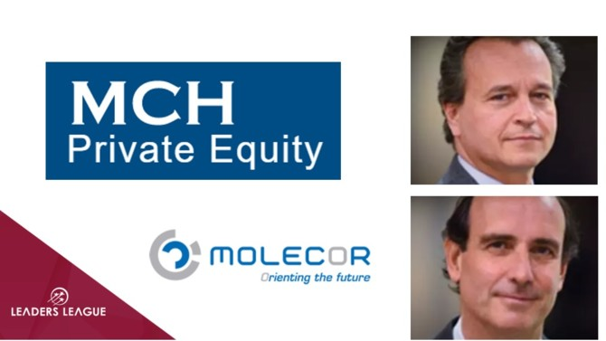 MCH Private Equity has acquired a majority stake in Madrid-headquartered PVC-O pipe manufacturer Molecor.