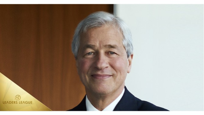 The golden boy of Wall Street in his thirties, Jamie Dimon has now spent 15 years at the top.