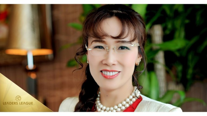 Vietjet CEO Nguyen Thi Phuong Thao is used to breaking records and doing things her way.