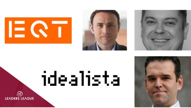 Investment fund manager EQT has reached an agreement to acquire Spanish online real estate marketplace Idealista for €1.3 billion from funds advised by Apax Partners.