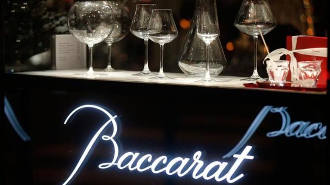 Le célèbre cristallier français Baccarat annonce avoir été placé sous administration provisoire par le tribunal de Nancy.