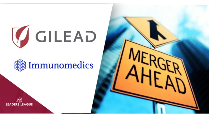 The deal marks Gilead's largest-ever purchase, and its fourth major acquisition since the coronavirus pandemic began.