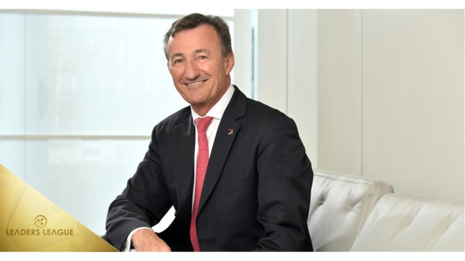 A career Dassault Systèmes employee, Bernard Charlès now heads a software giant with turnover in excess of $4.8 billion.