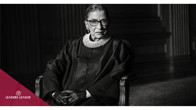 """""""The notorious RBG"""" was a liberal icon and a powerful voice, even in dissenting opinions. Her death raises a number of questions about what happens next for the Supreme Court."""