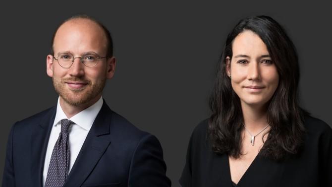 Les arrivées de Stéphanie Roquefort et d'Arthur Anton comme associés renforcent le département corporate/M&A du cabinet Simon & Associés.