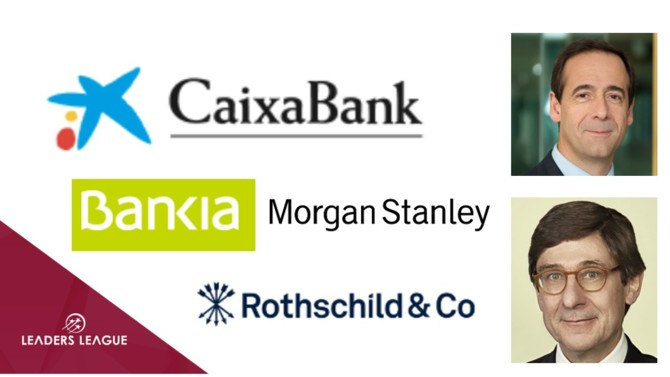 The boards of directors of Spanish banks CaixaBank and Bankia have approved plans for a €17 billion merger.