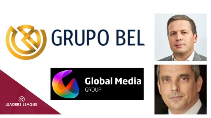 Grupo Bel has acquired a stake in Portuguese media corporation Global Media Group.