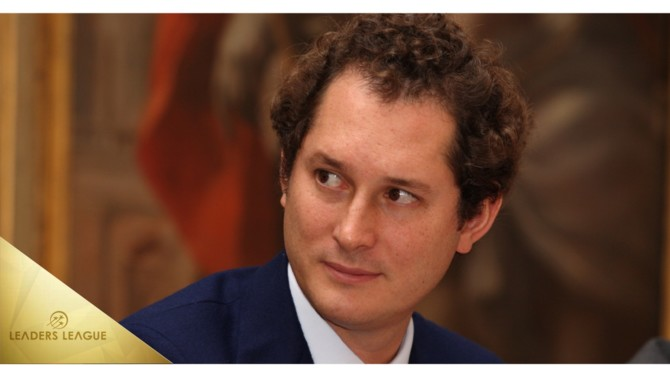 A precocious CEO with the cherubic looks to match, Elkann's moves have put Fiat back among the auto industry's big boys.