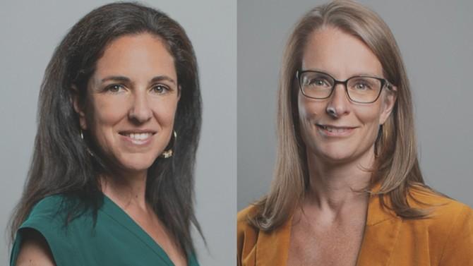 Anne-Lise Chagneau et Mallory Labarrière allient leurs expériences pour créer Nexa Avocats, cabinet qui allie fiscalité des entreprises et des personnes.