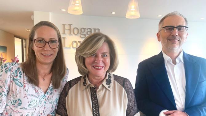 Le retour de Marion Guertault chez Hogan Lovells permet au département dédié au droit social du bureau de Paris de compter une troisième associée.