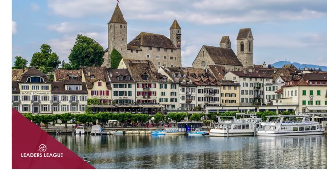 Zurich and Geneva both in the top 10 of the Smart City Index 2020.