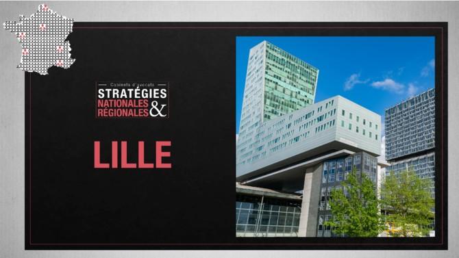 Quatrième ville de France en nombre d'habitants, Lille se développe aujourd'hui autour des nouvelles technologies et tente depuis quelques années de séduire les entrepreneurs français comme européens. Un défi pour les cabinets d'avocats.