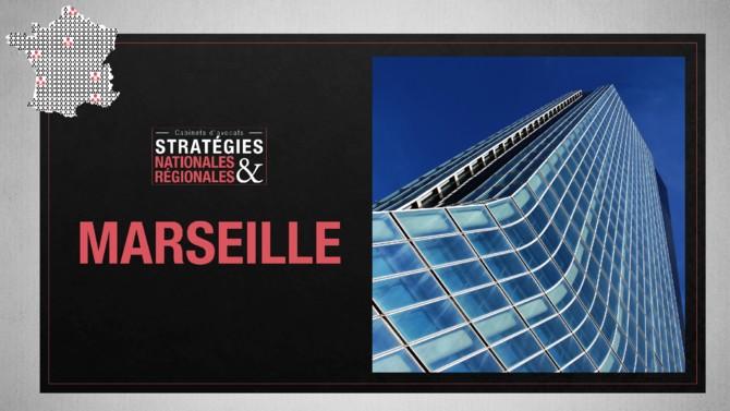 Deuxième ville de France en nombre d'habitants, Marseille se développe au sein de la plus grande métropole française, celle d'Aix-Marseille-Provence qui regroupe 92 communes et 1,3 million d'habitants. Son port et son aéroport en font une destination de choix pour le tourisme comme pour les investisseurs. Et son économie, diversifiée, explique que le barreau d'affaires de la région soit resté traditionnel dans son positionnement.