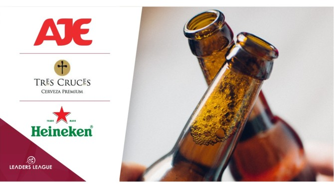 Dutch brewer Heineken has entered the Peruvian beer market with the acquisition of local beer brand Tres Cruces, a deal which also includes the incorporation of Tres Cruces' local operating team in Lima into Heineken's overall operations.