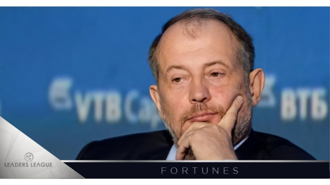 Russia's richest businessman is also one of its most discreet.