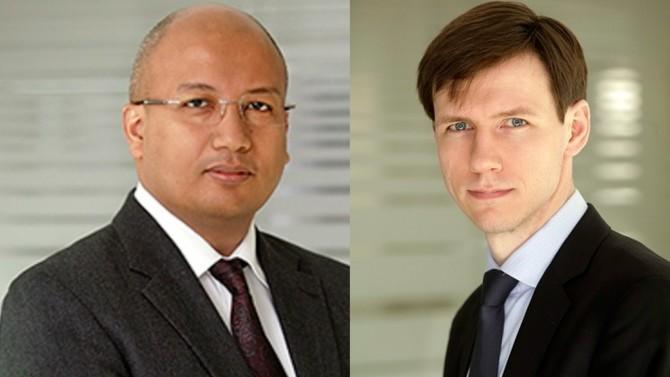 Hery Frédéric Ranjeva et Ivan Urzhumov quittent ensemble Foley Hoag et rejoignent l'équipe d'arbitrage international du cabinet d'avocats international Clyde & Co. Ils y apportent respectivement leur expérience de l'Afrique francophone et du marché russe et de l'Europe de l'Est.