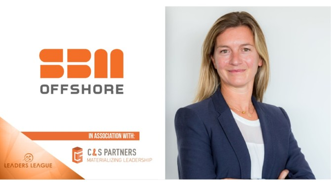 Séverine Baudic is the managing director of the floating production solutions division of SBM Offshore. She spoke to Leaders League about how the energy transition is impacting her company.
