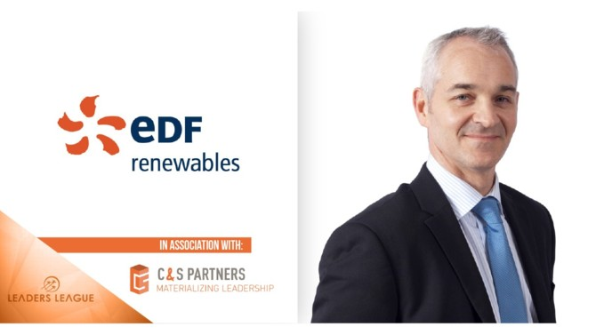 Recently arrived at EDF Renewables to oversee the construction of an offshore wind farm off Fécamp, France, Willy Gauttier explains the reasons for his own transition to the world of renewable energy and what's unique about this sector of the energy industry.
