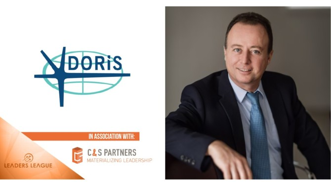 Continuing our series Materializing Leadership: From Oil and Gas to Renewable Energies, Christophe Debouvry, the CEO of Doris Group, who has amassed 30 years' experience in the energy industry at companies like Seabird Exploration, CGG and Harkand, gives us his point of view.