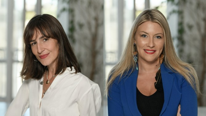 En s'associant, la spécialiste de la propriété intellectuelle Isabelle Laratte et la pénaliste Jade Dousselin constituent une offre inédite sur le marché des avocats d'affaires grâce à leur boutique, WW Associés.