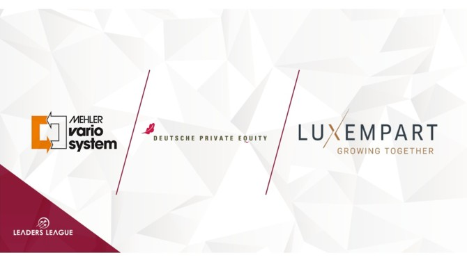 Luxembourg investment company Luxempart has sold its stake in Mehler, a manufacturer of protective equipment for the police, military and special forces, to Deutsche Private Equity and co-investors.