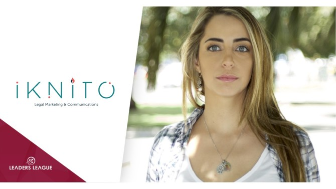 IKNITO Legal Marketing & Communications has announced its launch as the first Ecuadorian marketing and communications firm aimed specifically at the legal sector, and which was founded by Maria Fernanda Cornejo, an experienced legal marketing expert.