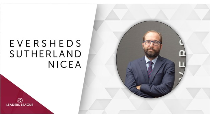 Current head of the labor department and founding partner of the firm, he replaces Juan E. Díaz at the head of Eversheds Sutherland's Spanish office and will lead the firm for the next 3 years.