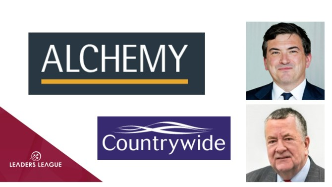UK-based property services group Countrywide Plc is set to undergo a recapitalisation – partly with funds from Alchemy Partners - subject to shareholder approval at the company's forthcoming general meeting.