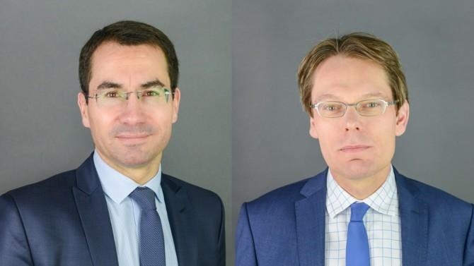 En accord avec sa stratégie de développement, l'étude notariale a nommé deux nouveaux associés, Vincent Pacot et Antony Terny. Ils seront chargés de consolider l'offre consacrée aux opérations immobilières des acteurs institutionnels.