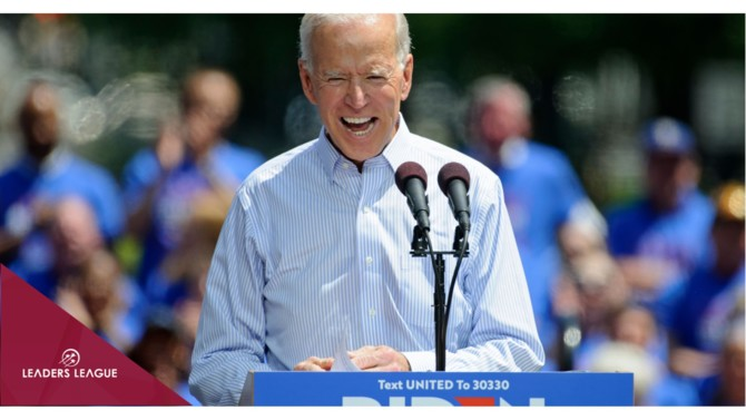 Joseph R. Biden has been elected the 46th president of the United States of America.