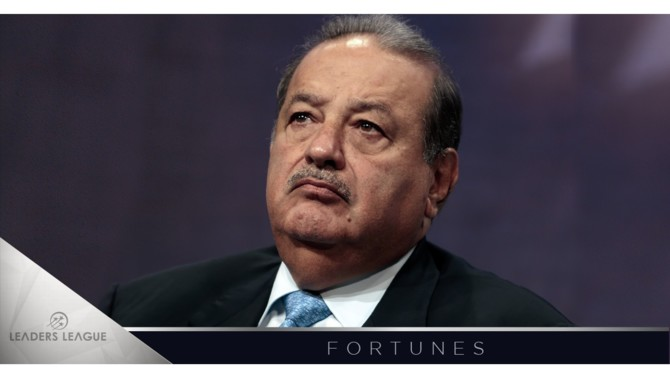Ranked by Forbes as the richest man in the world from 2010-13, Carlos Slim Helú remains the richest man in Mexico.