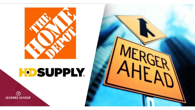 HD Supply began life as a division of The Home Depot; after being spun off in 2007 and floating in 2013, it is now returning home.